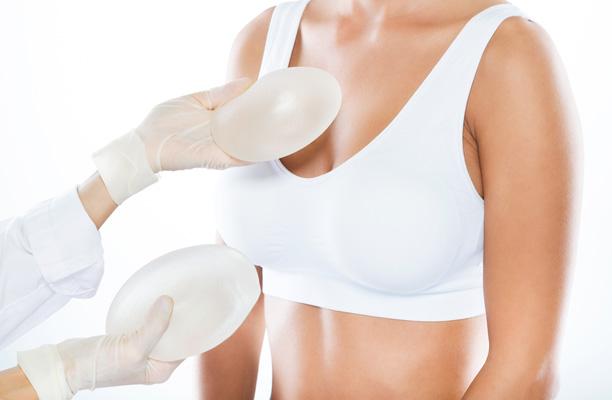 ¿Cómo escoger el tamaño de las prótesis de senos?